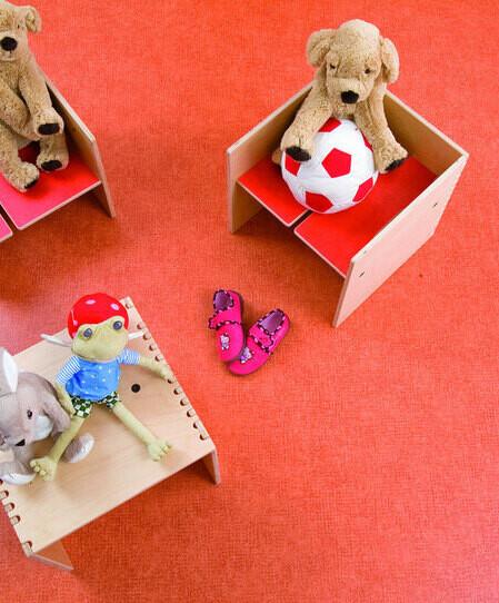 thumbnail: Mini Haus Kindergarten - Germany