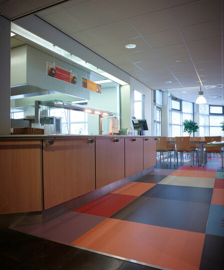 thumbnail: KPN staff canteen - Netherlands