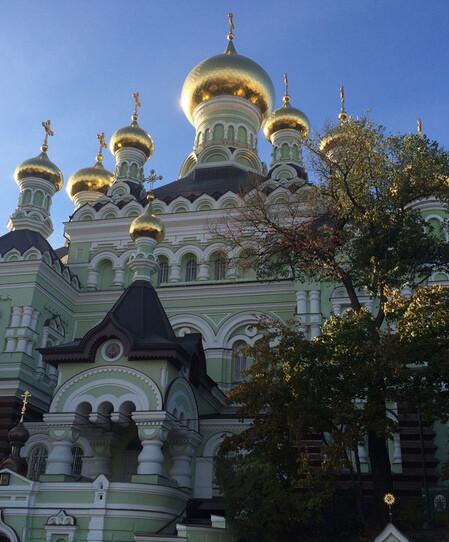 thumbnail: Convent Kiev - Ukraine