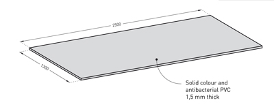 Gerflor Tech Drawing Decochoc H2o 01