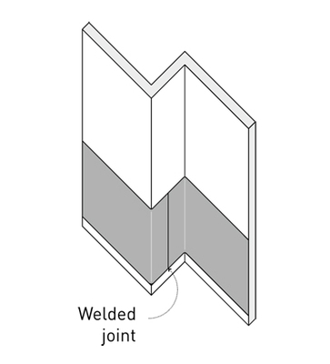 Gerflor Tech Drawing Decochoc H2o 02