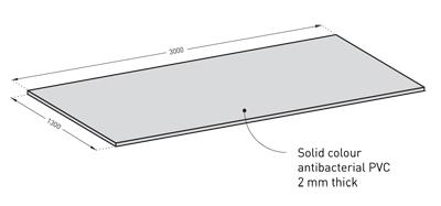 Gerflor Tech Drawing Decosmic Decochoc 01
