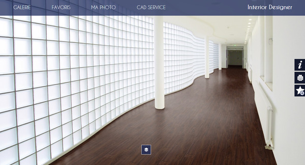 CAD Interior Designer