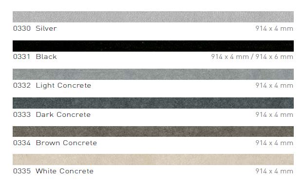 Opti List Decorative Strips